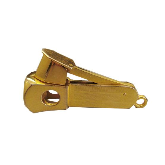 Donatus Gold-Plated V-Cutter