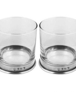 English Pewter Vogue Tumbler