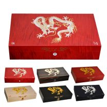 Elie Bleu Dragon 110 Cigar Humidor