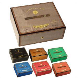 Elie Bleu Medal 75 Cigar Humidor