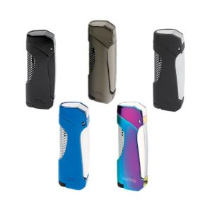 Vector Valor Single Flame Cigar Lighters