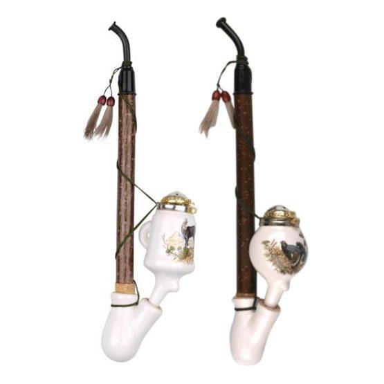 Bavarian longpipe