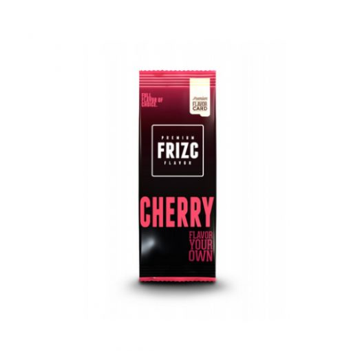 Frizc Cherry Flavour Card