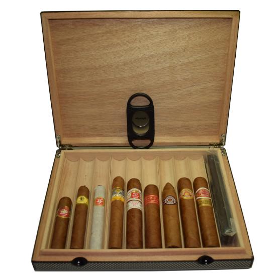 The Carbon Cuban Cigar Selection