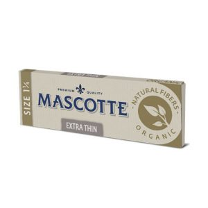 Mascotte organic extra thin papers