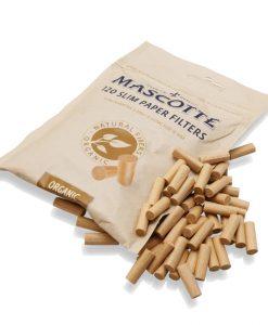 Mascotte Organic Filter Tips