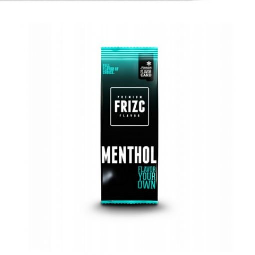 Frizc Menthol Flavour Card