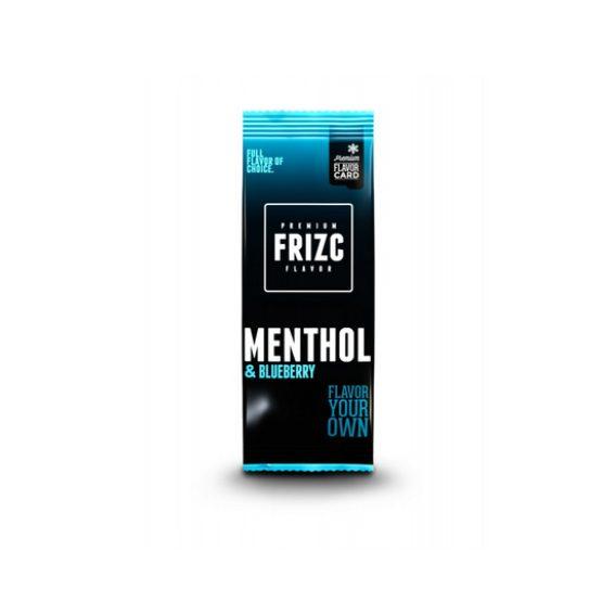 Frizc Blueberry Menthol Flavour Card