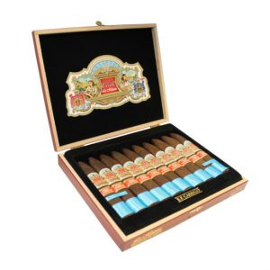 E.P Carrillo La Historia Torpedo Cigar