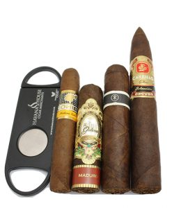 The Three Musketeers Cigar Selection