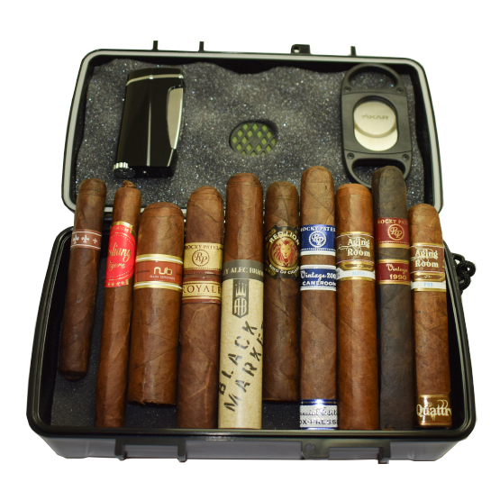 The Heirophant Cigar Selection