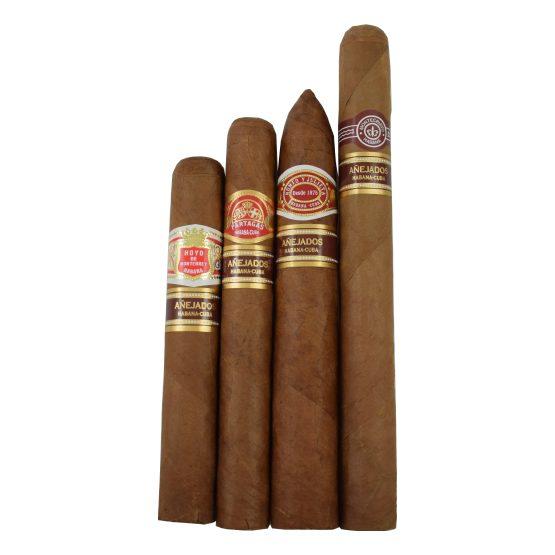 The Anejados Cigar Selection