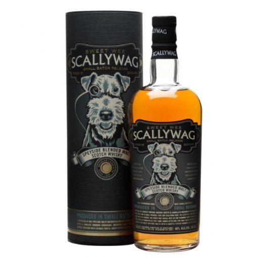 Scallywag Speyside Blended Malt Scotch Whisky