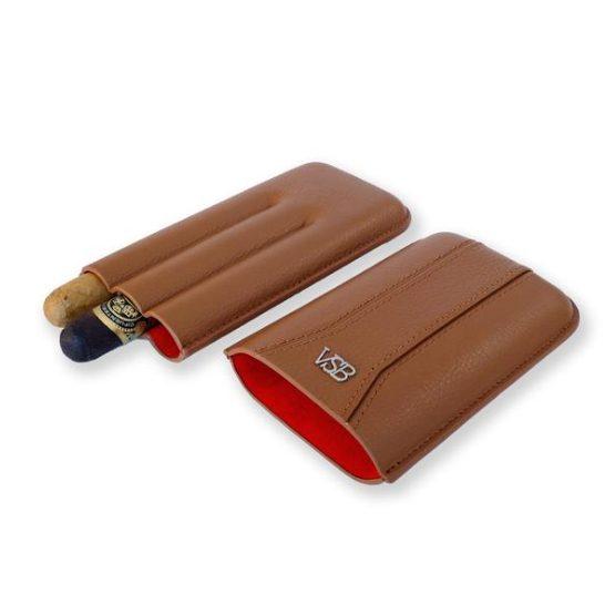 VSB Calf Leather Cigar Pouch