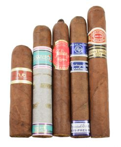 The Winter Warmer Cigar Selection