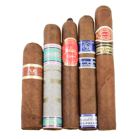 The Winter Warmer Cigar Selection