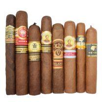The Aficionado's Cigar Selection