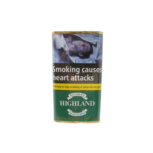 High Land Whisky Tobacco