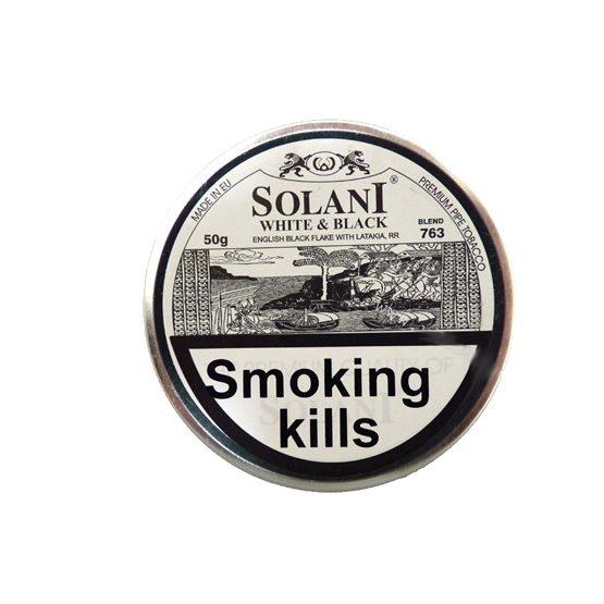 Solani 763 White & Black