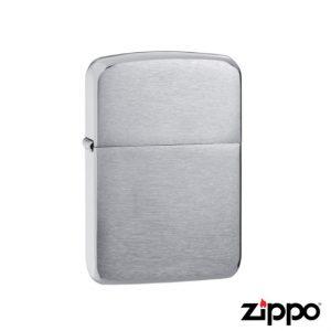 Zippo 1941 Brushed Chrome Replica Lighter