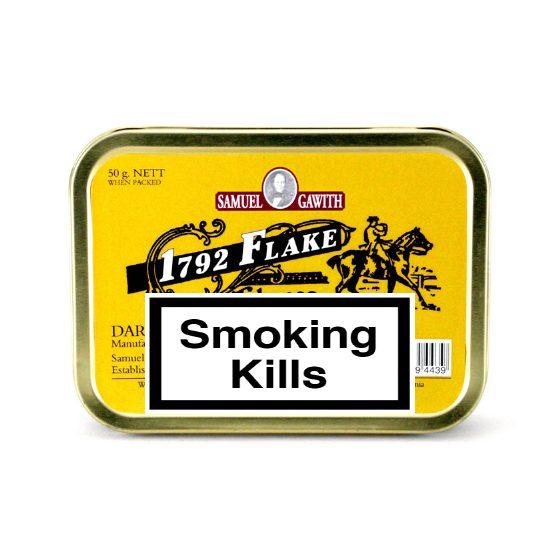 Samuel Gawith 1792 Flake Tobacco