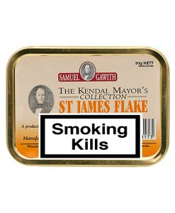 Samuel Gawith St. James Flake Tobacco