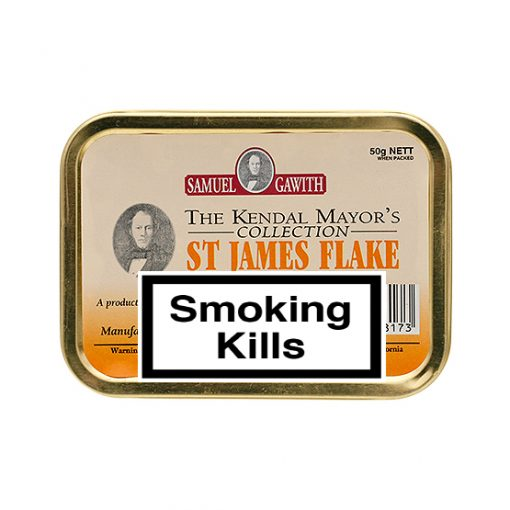 Samuel Gawith St. James Flake Tobacco