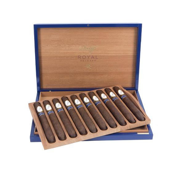 Davidoff Royal Release Salomones Cigar