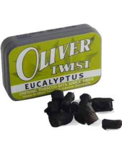 Oliver Twist Eucalyptus Chewing Tobacco