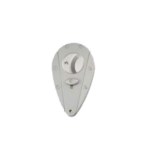 Xikar Xi1 Cigar Cutter - Silver