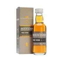 Auchentoshan Three Wood Whisky Miniature