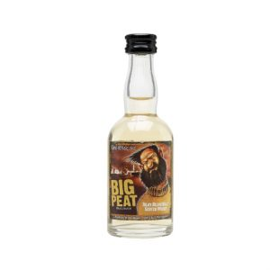 Douglas Laing's Big Peat Whisky Miniature