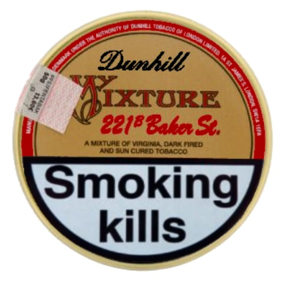 Dunhill-Mixture-221b-Baker-Street-Pipe-Tobacco-50g-Tin