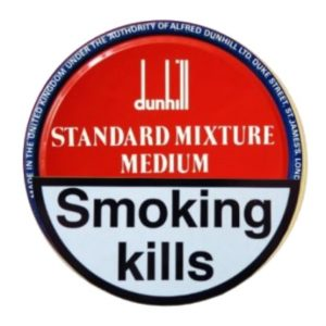 Dunhill-Standard-Mixture-Medium-Pipe-Tobacco-50G