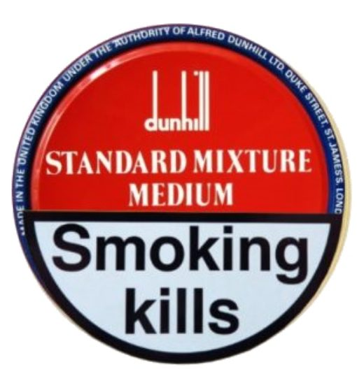 Dunhill-Standard-Mixture-Medium-Pipe-Tobacco-50G