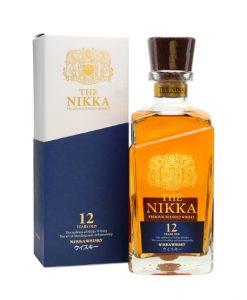 The Nikka 12 Year Old Blended Whisky