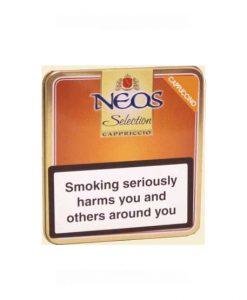 Neos Cappriccio Cappuccino Flavoured Cigars