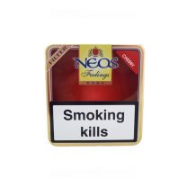 Neos Ruby Feelings Filtered Cherry Flavoured Cigars