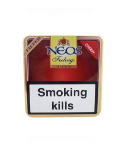 Neos Ruby Feelings Cherry Filtered Cigars