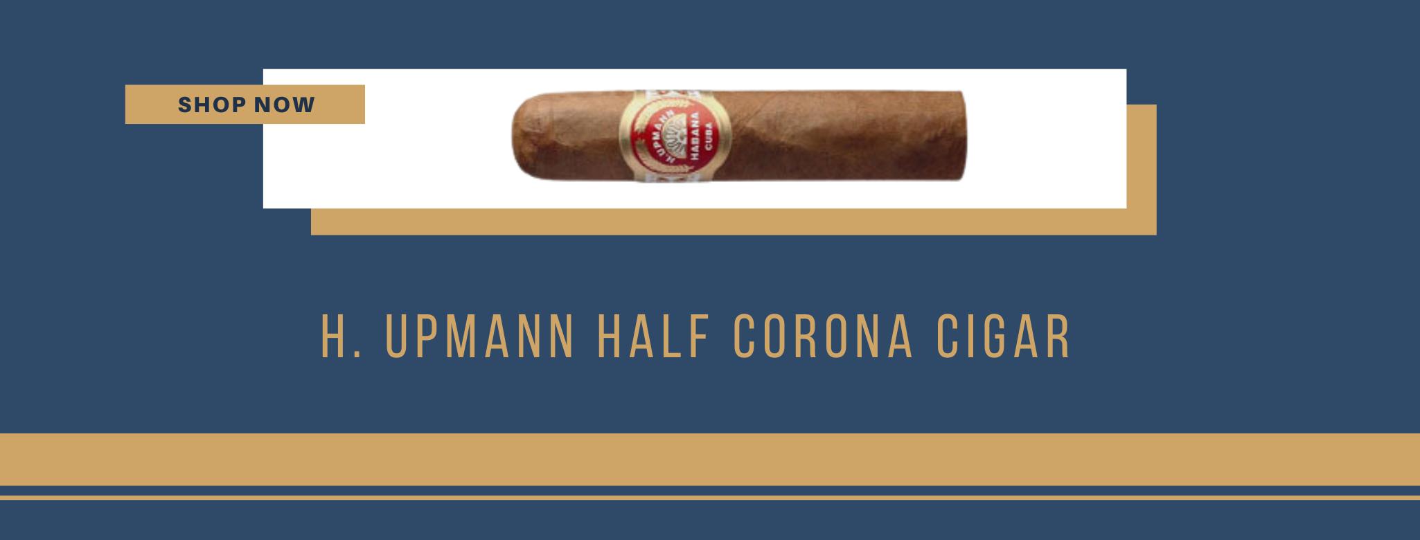 Buy H. Upmann Half Corona cigars online