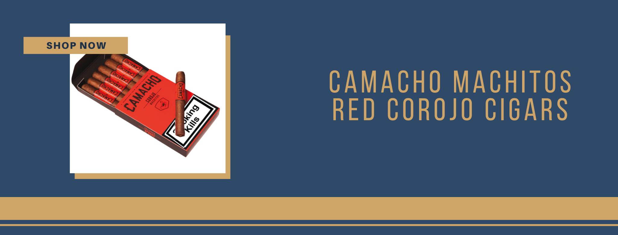 Camacho Machito Red Corojo cigars online