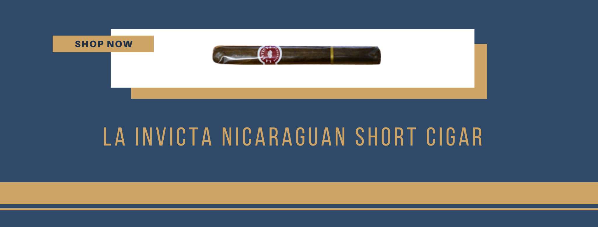 Buy La Invicta Nicaraguan Short cigars online