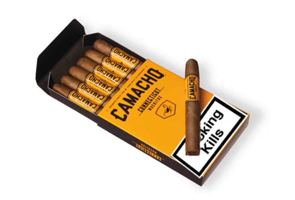 Camacho Machitos Orange Connecticut Cigar