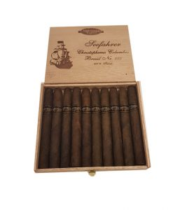 Woermann Navigator Christopher Columbus Brasil Blend Cigars