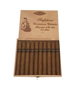 Woermann Navigator Christopher Columbus Sumatra Blend Cigars