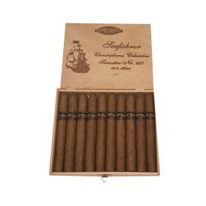Woermann Navigator Christopher Columbus Sumatra Blend Cigars