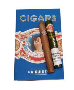 Cuban Cigar Selection Cigars Guide Book