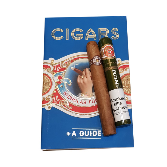 Cuban Cigar Selection Cigars Guide Book