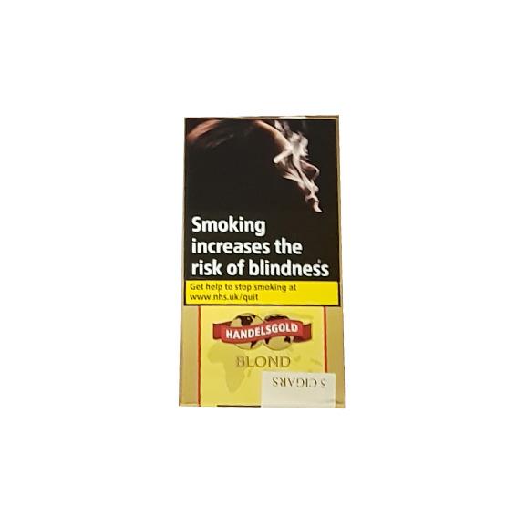 Handelsgold Blond Flavoured Cigarillos