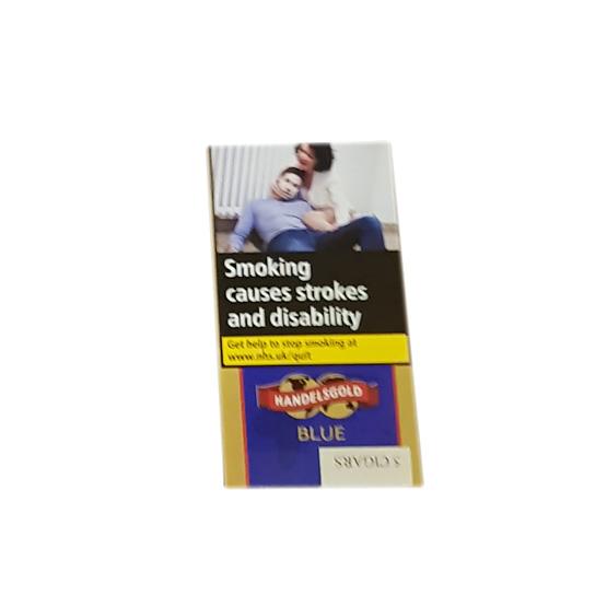 Handelsgold Blue Flavoured Cigarillos